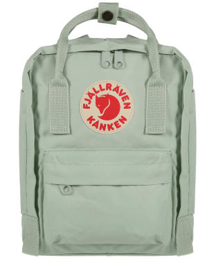 Fjallraven Kanken Mini Backpack - Mint Green