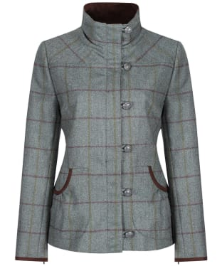 Women's Dubarry Bracken Tweed Jacket - Sorrel