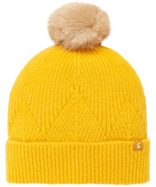 Women's Joules Thurley Hat - Gold