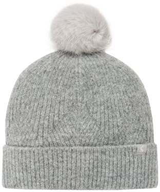 Women's Joules Thurley Hat - Light Grey Marl