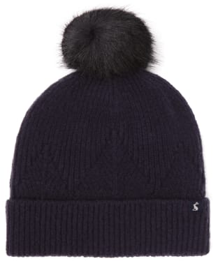 Women's Joules Thurley Hat - French Navy