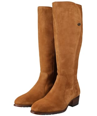 Women's Dubarry Downpatrick Boots - Camel