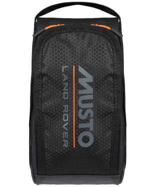 Men's Musto Land Rover Washbag - True Black
