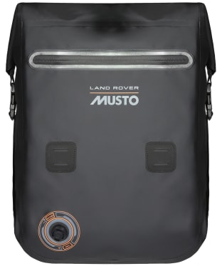 Musto Land Rover Mirovia Seam Sealed Backpack - Black