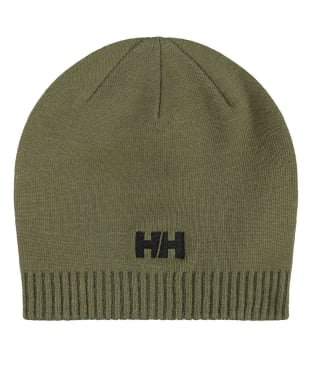 Helly Hansen Branded Beanie Hat - Lav Green