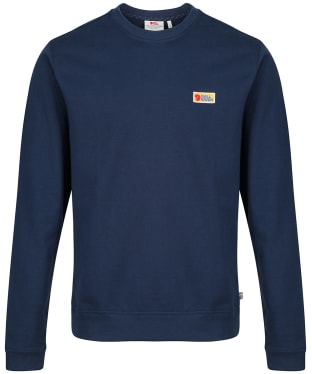 Men's Fjallraven Vardag Sweater - Storm