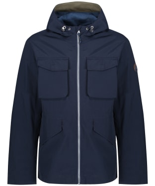 Men's Timberland Redington Hooded Jacket - Dark Navy