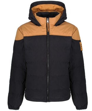 Men's Timberland Welch Warm Puffer Jacket - Wheat Boot / Black