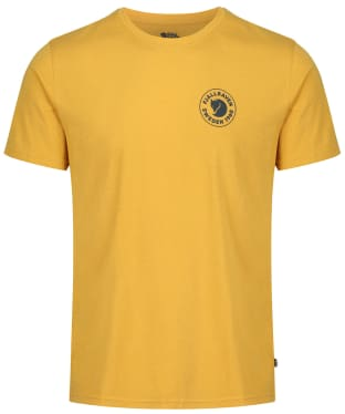 Men's Fjallraven 1960 Logo T-shirt - Ochre