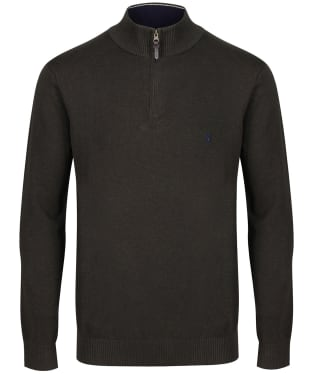 Men's Joules Hillside Jumper - Green