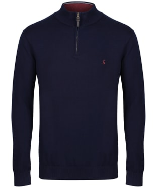 Men's Joules Hillside Jumper - Navy Marl