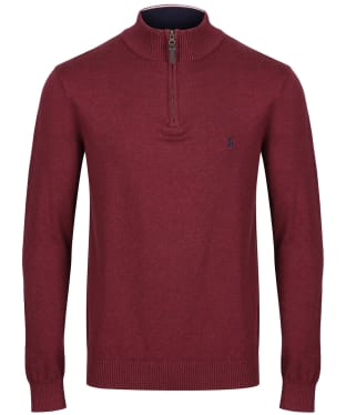 Men's Joules Hillside Jumper - Port