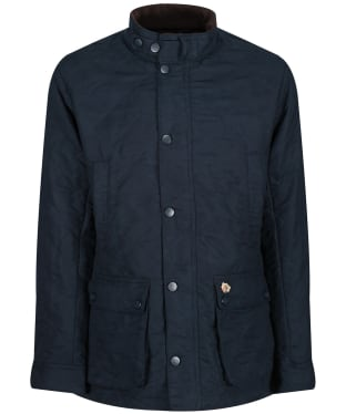 Men's Alan Paine Felwell Quilted Jacket - Dark Navy