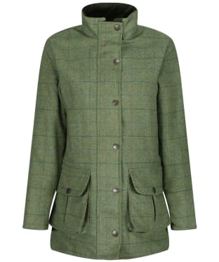 Women's Alan Paine Rutland Waterproof Coat - Dill