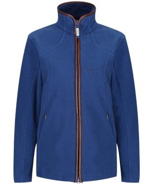Women's Schoffel Burley Fleece Jacket - Cobalt Blue