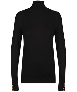 Women's Holland Cooper Roll Neck Knit - Black