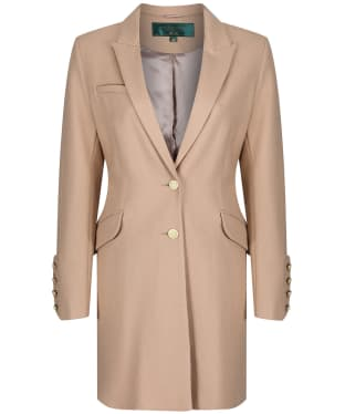 Women's Holland Cooper Kempton Wool Coat - Camel