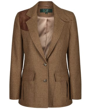 Women's Holland Cooper Single Breasted Field Blazer - Tawny