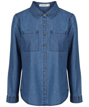 Women's Lily & Me Denim Shirt - Denim