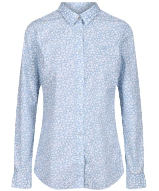 Women's Crew Clothing Lulworth Classic Fit Shirt - Confetti