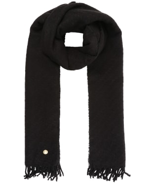 Women's Holland Cooper Chelsea Scarf - Black