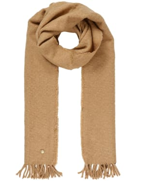 Women's Holland Cooper Chelsea Scarf - Camel
