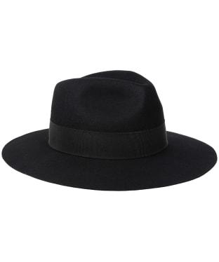 Women's Holland Cooper Trilby Hat - Black
