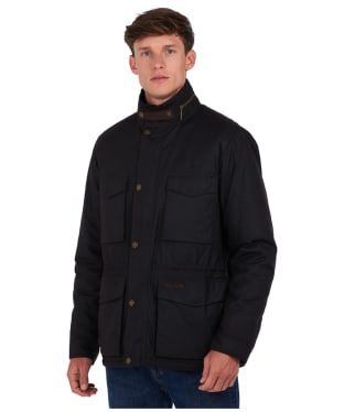 Men's Barbour x National Trust Pintail Waxed Jacket - Rustic