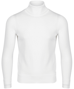 Men's GANT Cotton Turtleneck - Eggshell