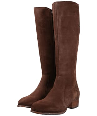 Women's Dubarry Downpatrick Boots - Cigar