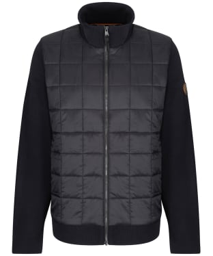 Men's Timberland Tripyramid Hybrid Full Zip Jacket - Black