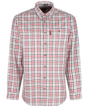 Men's Harkila Milford Shirt - JESTER RED CHK