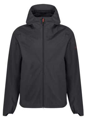 Men's Musto Land Rover Lite Rain Jacket - Carbon