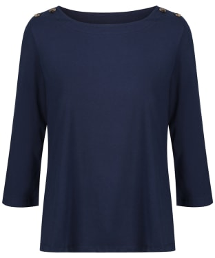 Women's Lily & Me Riverside Top - Navy