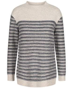 Women's Seasalt Cast Up Jumper - Wendron Aran