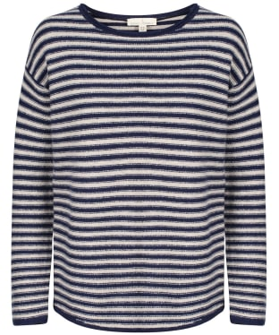 Women's Seasalt Fruity Jumper II - Barrows Aran Night