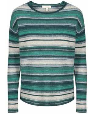 Women's Seasalt Fruity Jumper II - Trewithen 50's Green