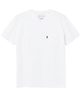 Men's Joules Denton T-Shirt - White