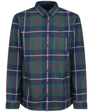 Men's Joules Buchannan Classic Shirt - Navy Multi Check