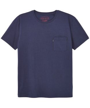 Men's Joules Denton T-Shirt - French Navy