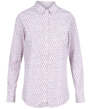 Women's Schöffel Sunningdale Shirt - BARLEY RASPBERRY