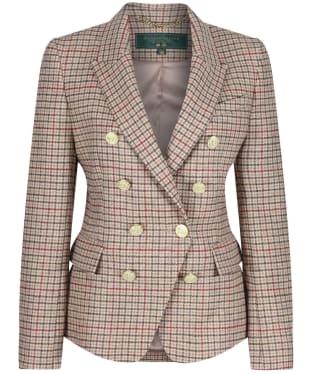 Women's Holland Cooper Knightsbridge Blazer - Charlton Tweed