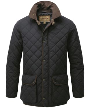 Men's Schoffel Barrowden Quilted Jacket - Midnight