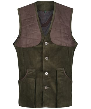 Men's Laksen Mayfair Vest - Forest Green
