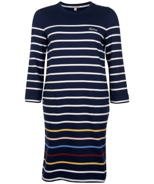 Women's Barbour Longshore Dress - Navy