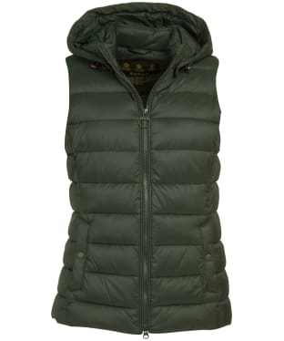Women's Barbour Shaw Gilet - Sage