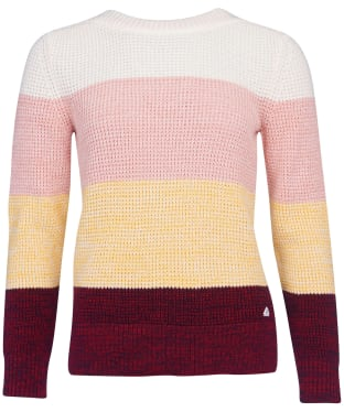 Women's Barbour Salcombe Knit Sweater - Multi