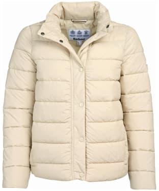 Women's Barbour Piddock Quilted Jacket - Mist
