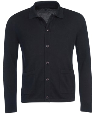 Men's Barbour Gilroy Button Thru - Navy
