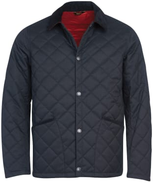 Men's Barbour Yordel Quilted Jacket - Navy
